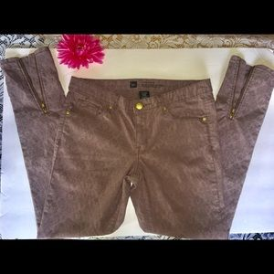 Mossimo skinny ankle pants size 8